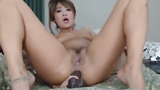 Asian Milf Anal intensively