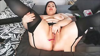 Italian MILF with Obese Bowels and 40 Inch Ass