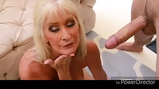Leah Lamour Big Titted Aurous Granny St - housewife